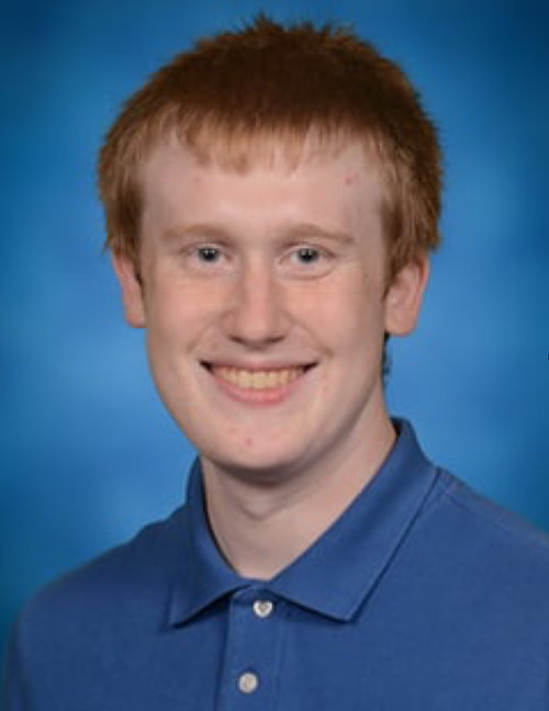Knott Scholarship Funds Alumni Aidan Brehm